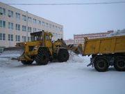 Уборка и вывоз снега. Донецк
