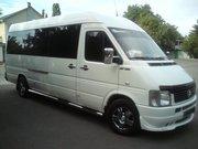 Заказ микроавтобуса. Трансфер по городу Одесса.
