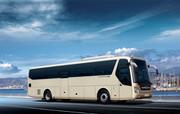Перевозки Донецк - Краснодар и обратно Краснодар - Донецк на рейсовом автобусе