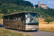 Перевозки Донецк – Анапа и Анапа – Донецк на рейсовых автобусах