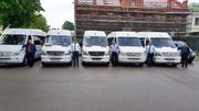 Развозка рабочих в Днепропетровске